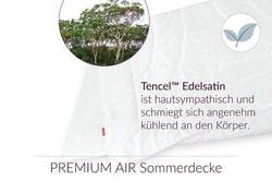 Premium Air summer blanket Tencel