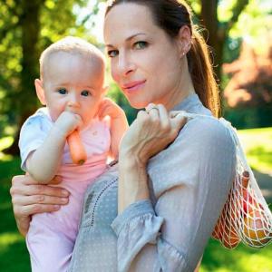 Regina-Kail Baby Yoga by Goldeck Austria