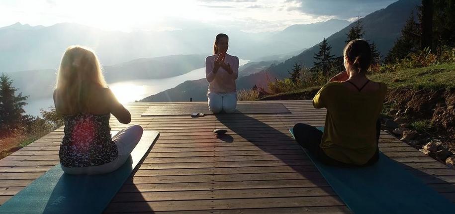 Regina Kail Yoga Goldeck Austria