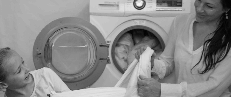 Waschempfehlung - so bleibt Ihre Schlafumgebung hygienisch rein!